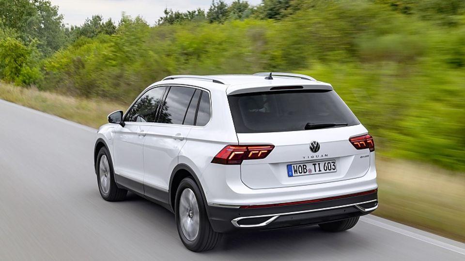 VW Tiguan eHybrid
