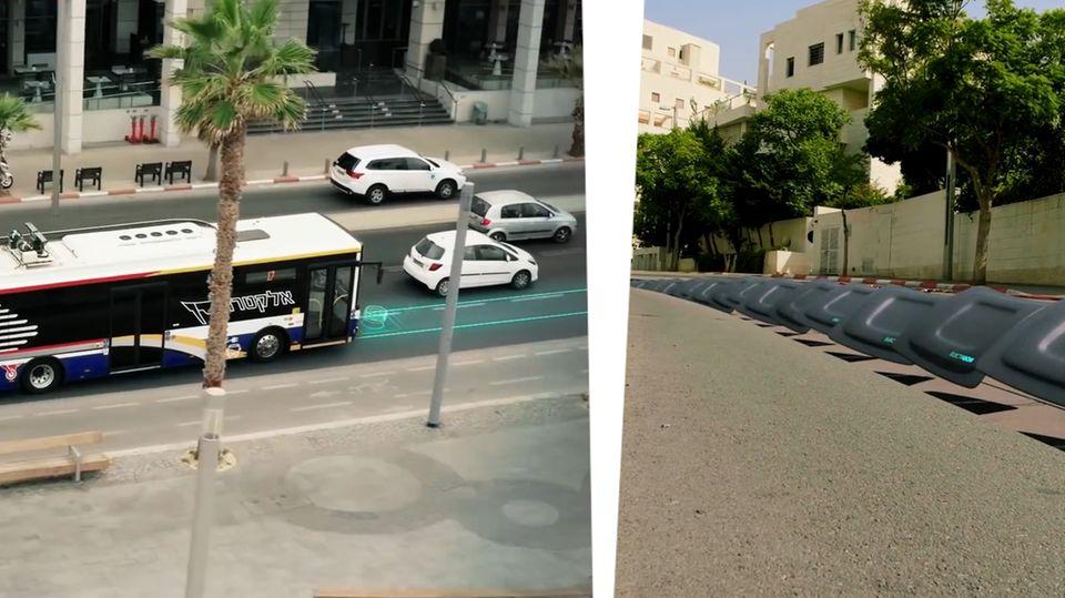 Elektrische Busse