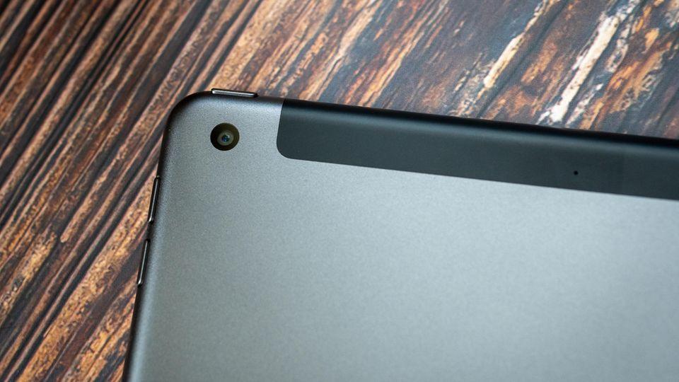 Die Kamera im iPad 8 ist alles andere als spektakulär, aber für die meisten Zwecke ausreichend.