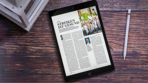 360 Euro: Das neue iPad 8 im Test: So gut ist Apples günstiges Tablet