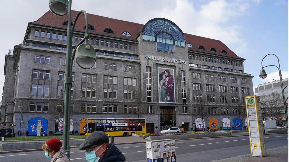 Berliner KaDeWe