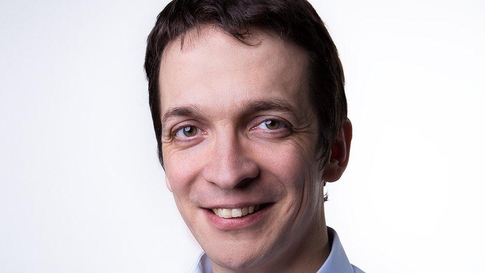 Konstantin Kreiser, Leiter für globale & EU-Naturschutzpolitik des NABU