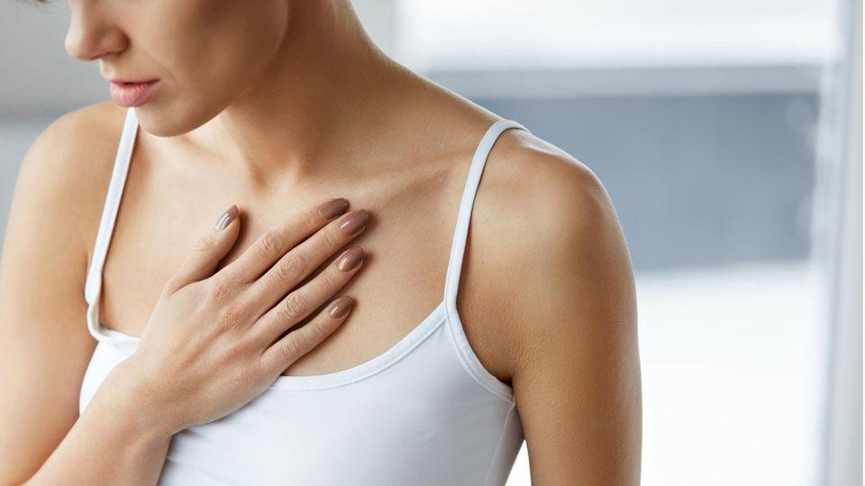 Die Diagnose: Für die üblichen Herzprobleme scheint sie zu jung – ihre Schmerzen stellen die Ärzte vor ein Rätsel
