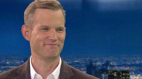 Virologe Hendrik Streeck im Interview mit RTL.