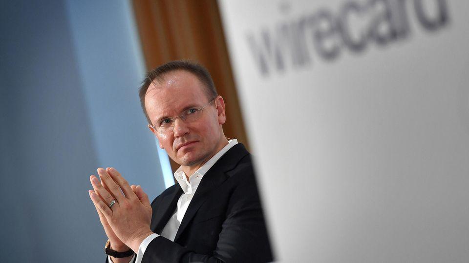 Ufa will Wirecard-Skandal verfilmen: Ex-Firmenchef Markus Braun