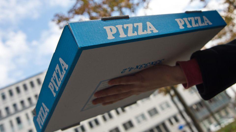 Pizza Lieferdienst