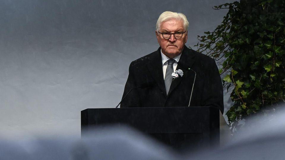 40. Jahrestag des Oktoberfestattentats – Bundespräsident Frank-Walter Steinmeier hält Ansprache