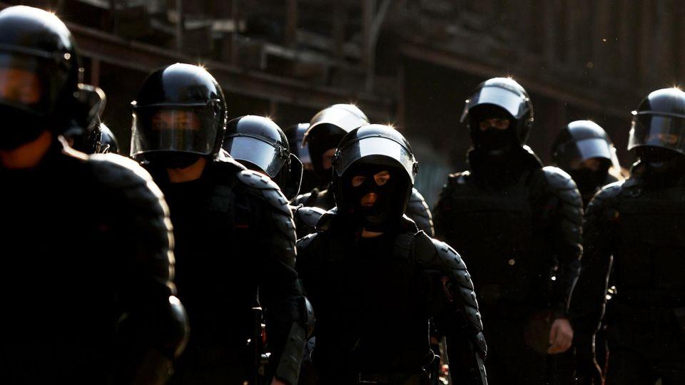 News vom Wochenende – Einsatzkräfte bereiten sich auf Proteste in Belarus vor