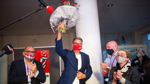 Thomas Westphal (M.), Oberbürgermeisterkandidat der SPD in Dortmund (Nordrhein-Westfalen)