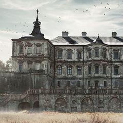 Pidhirzi, Ukraine: Schloss Pidhirzi  Das Schloss aus dem 17. Jahrhundert befindet sich wenige Kilometer östlich von Lemberg in der Westukraine. Bereits im Ersten Weltkrieg wurde es beschädigt, später noch als Sanatorium genutzt. 1956 richtete ein Feuer schwere Schäden an. Heute gehört es dem Nationalen Kunstmuseum des Landes, das jedoch kein Geld für eine Instandsetzung hat.