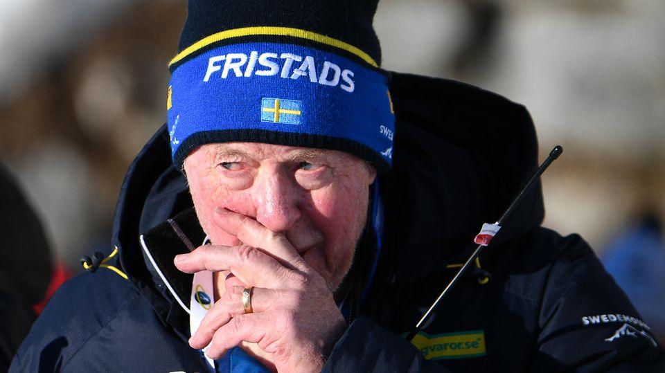 sport kompakt: Wolfgang Pichler war 19 Jahren Biathlon-Nationaltrainer der Schweden