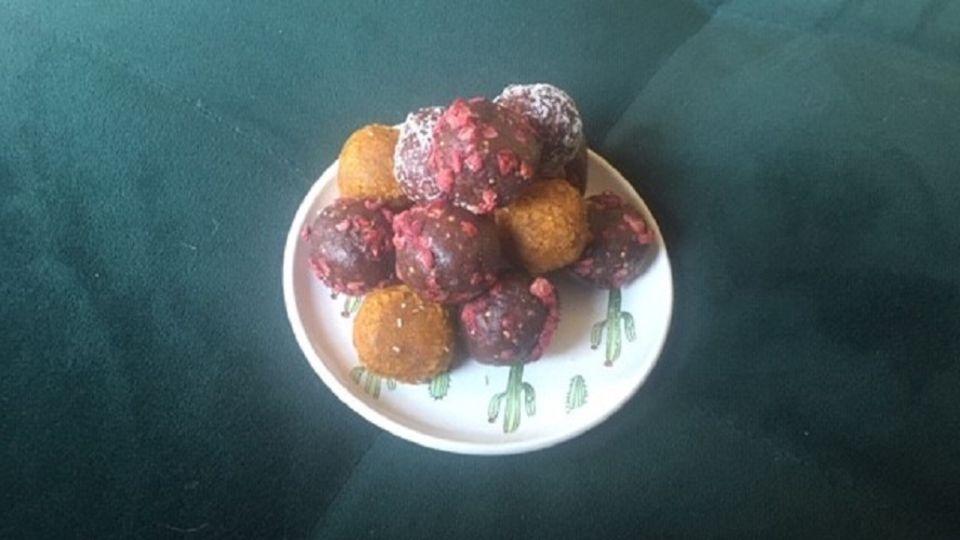 Fruchtbällchen von Yammbits