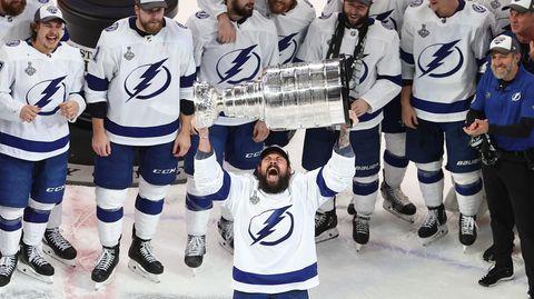 Die Tampa Bay Lightnings gewinnen den Stanley Cup 2020