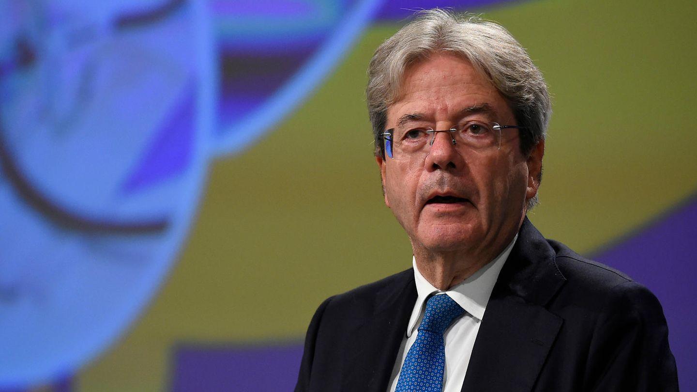 Paolo Gentiloni, EU-Kommissar für Wirtschaft und Währung und Kommissar für Steuern und Zollunion