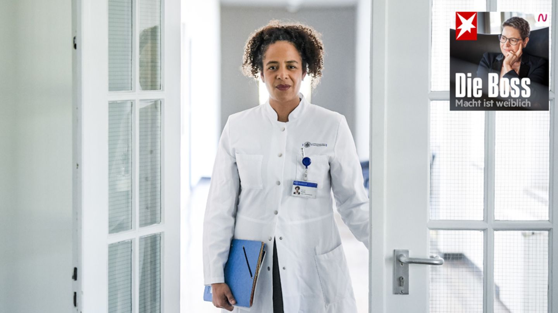 Prof. Dr. med. Marylyn Addo, leitende Infektiologin am Universitätsklinikum Hamburg-Eppendorf
