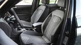 VW Tiguan Innenraum