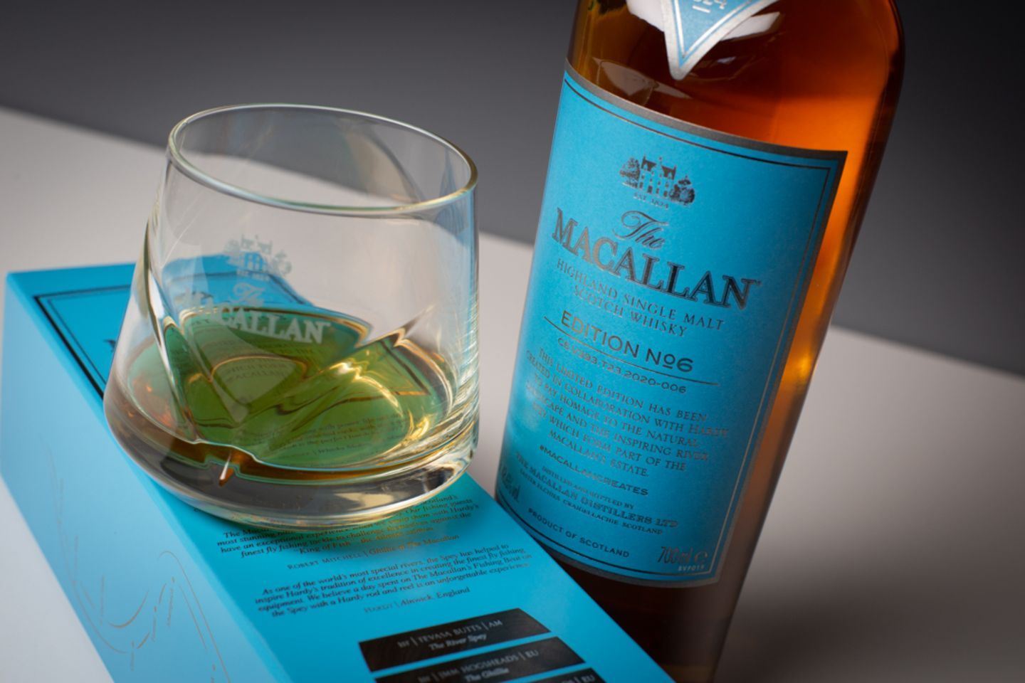 The Macallan Edition No. 6