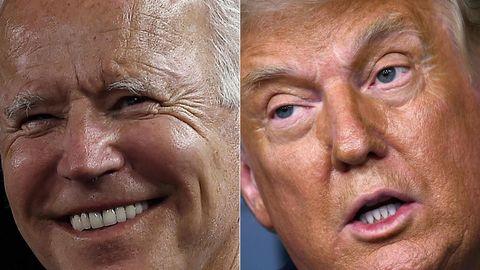 Trump vs. Biden: Warum dieses TV-Duell das wichtigste wird