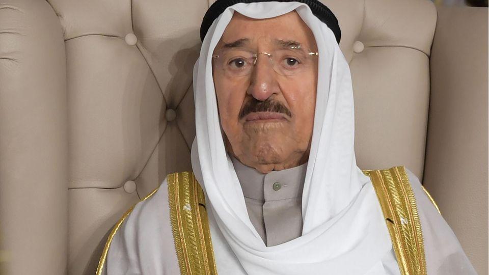 Im Alter von 91 Jahren gestorben: Scheich Sabah al-Ahmed al-Sabah, der Emir von Kuwait