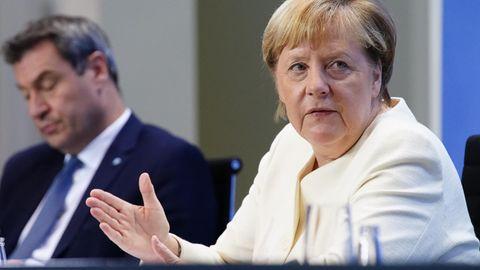 Merkel-Statement zu Corona