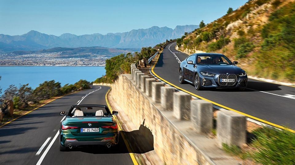BMW 4er Cabrio / Coupe 2021
