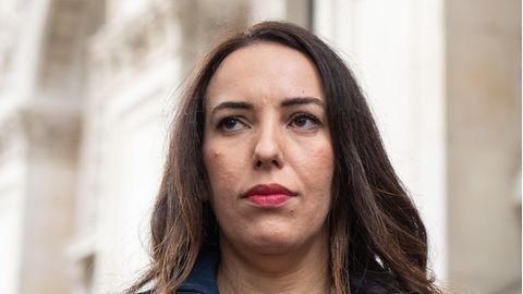 """Auslieferungsverfahren: Stella Moris, Verlobte von Wikileaks-Gründer Julian Assange: """"In den USA würden sie Julian lebendig begraben"""""""