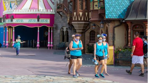 Disney streicht rund 28.000 Stellen