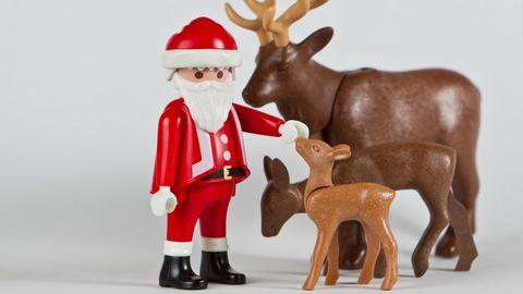 Hinter den 24 Türchen eines Playmobil-Adventskalenders versteckt sich jeden Tag etwas zum Spielen