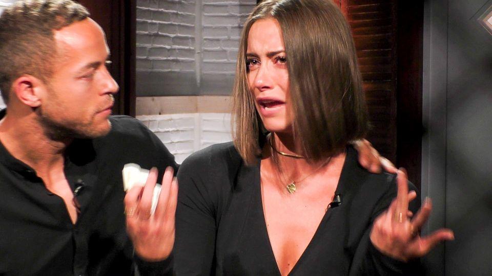 """Andrej Mangold und Jennifer Lange im """"Sommerhaus der Stars"""""""