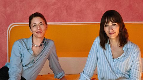 Sofia Coppola und Rashida Jones