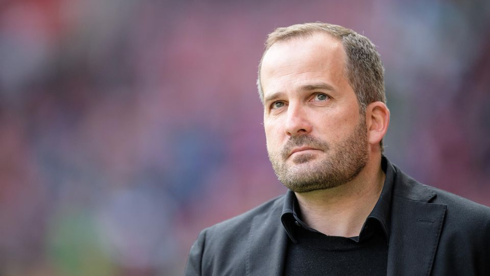 Manuel Baum wird neuer Trainer beim Fußball-Bundesligisten FC Schalke 04