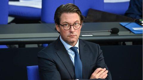 Andreas Scheuer (CSU), Bundesverkehrsminister