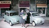 Der Fiat 500 war schon immer ein Frauenauto.