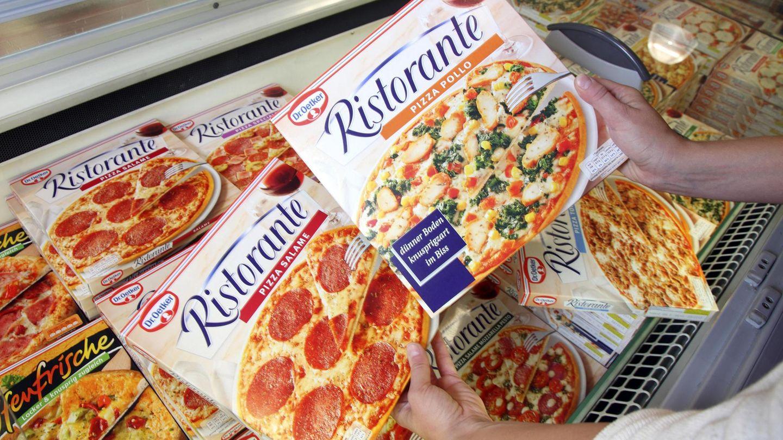 Tiefkühlpizza wird 50.