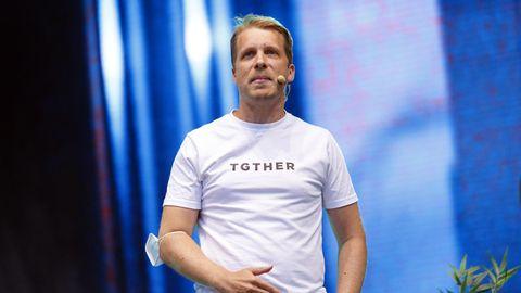 Oliver Pocher hatte bei den Aufnahmen für seine Late-Night-Show Ärger mit der Polizei
