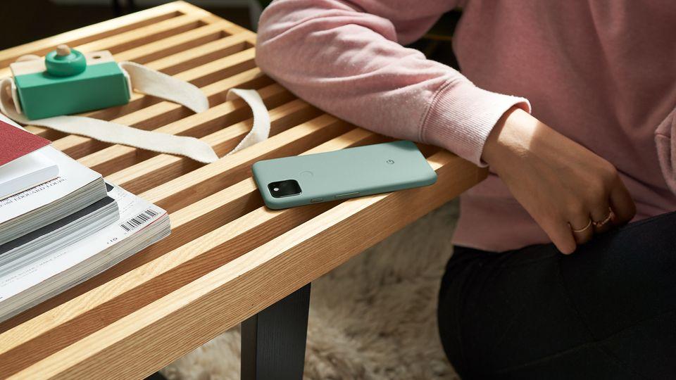Pixel 5 und Chromcast TV vorgestellt: Google zeigt sein neues Spitzen-Smartphone – und scheint selbst nicht an Erfolg zu glauben