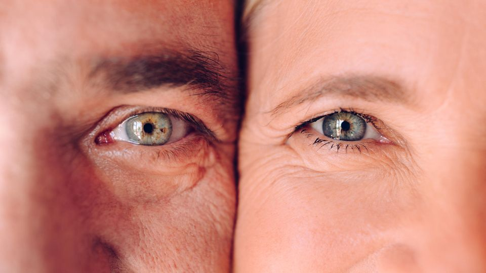 Ob Mann oder Frau, jeder altert und das ist auch richtig so