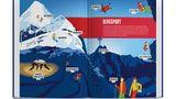 Wer die Alpen besucht, kommt häufig zum Wandern oder wegen des Wintersports. Welche anderen bekannten und kuriosen Sportarten werden in den Alpen betrieben? Das Kapitel Bergsport stellt sie vor.