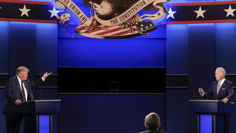 TV Duell Trump Biden