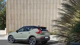 Volvo bleibt sich selbst treu: Die Höchstgeschwindigkeit beträgt 180 km/h
