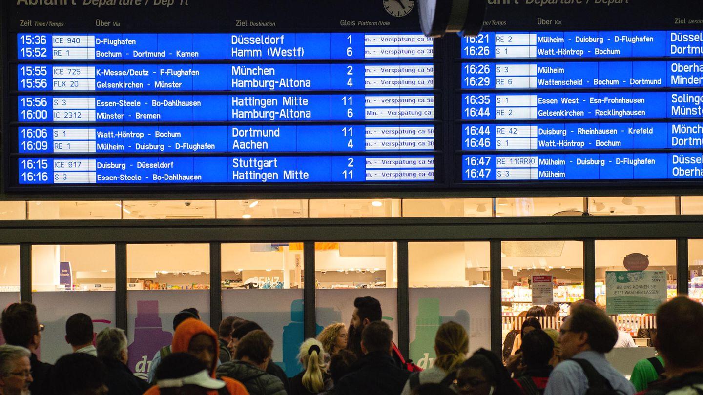 Deutsche Bahn Das Sind Ihre Rechte Als Bahnfahrer Stern De
