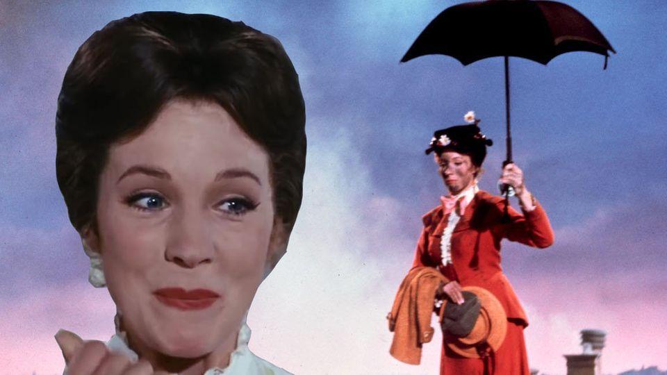 Schauspielerin Julie Andrews