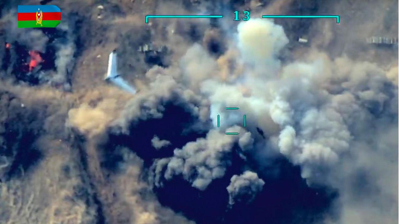 Armenien Meldet Angriff Von Aserbaidschan Auf Hauptstadt Von Berg Karabach Stern De