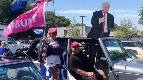 """""""Wir sind Trumps stille Mehrheit"""": So denken die Wähler in dem Staat, der die US-Wahl entscheiden könnte"""