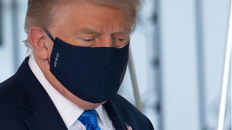 Was passiert, wenn Donald Trump amtsunfähig wird?