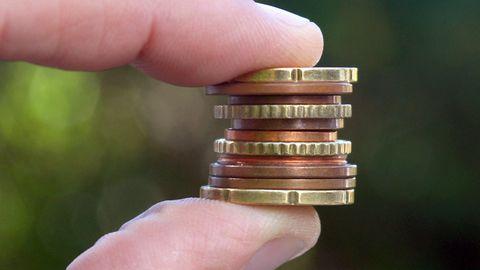 Immer mehr Deutsche rutschen in die Schuldenfalle (Symbol)