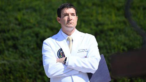 Sean Conley über Gesundheitszustand des US-Präsidenten
