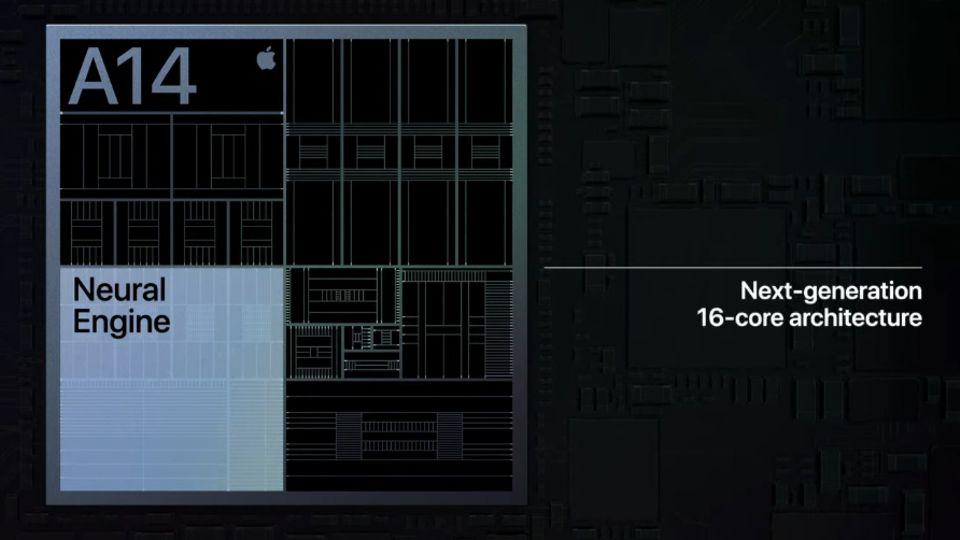 Die Neural Engine ist ein wesentlicher Bestandteil des A14-Chips