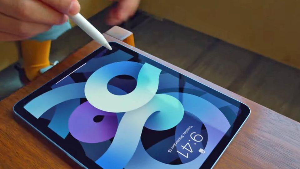 A14-Bionic-Chip: Was Hollywood einst für Science-Fiction hielt, ist mit dem neuen iPad nun möglich
