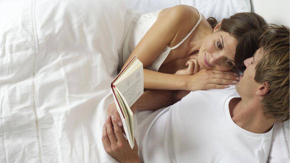 Gute Nacht Geschichten für Erwachsene liegen im Trend